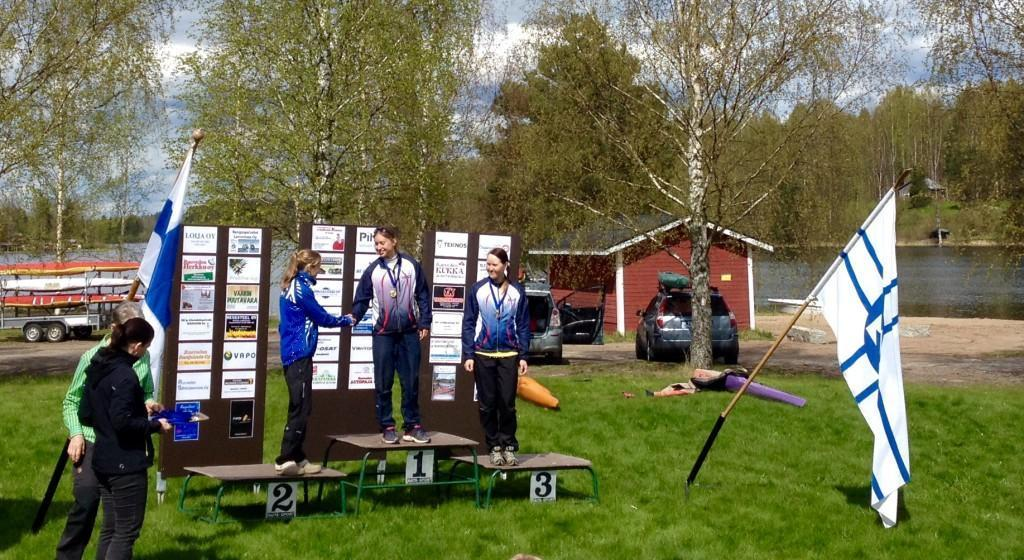 Pihla-maraton 2015 Naiset Netta1 ja Tanja3