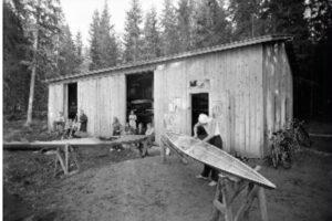 Tampereen Vihuri vaja 1950